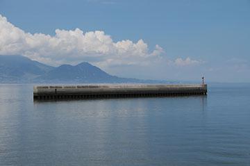 沖堤防|ボートシーバスポイント