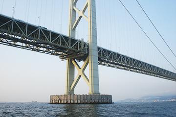 橋脚|ボートシーバス・ポイント