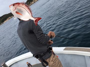 タイラバ釣り方
