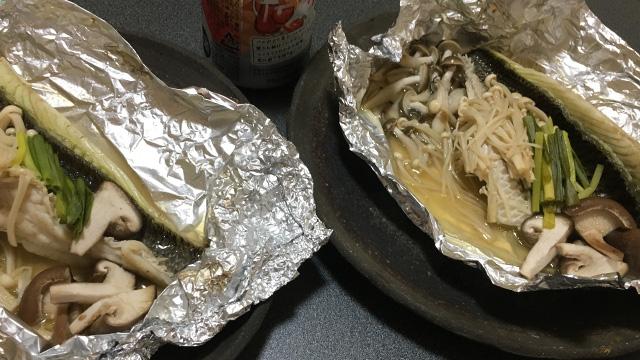 チヌ(クロダイ)料理