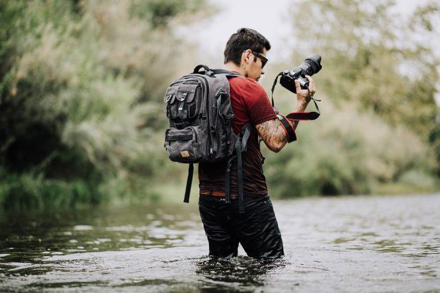 釣果写真の撮り方・自撮りのコツ 釣りファッション