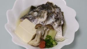 チヌ (黒鯛) 料理