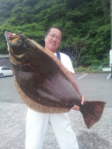ヒラメ・冬に釣れる魚
