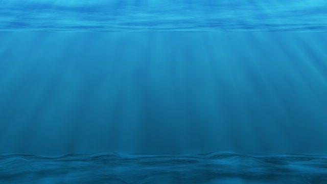 夏のアジング水温が低い水深のあるポイント画像