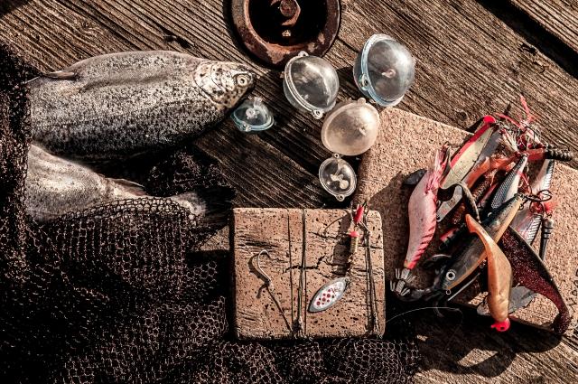釣り好き男趣味画像