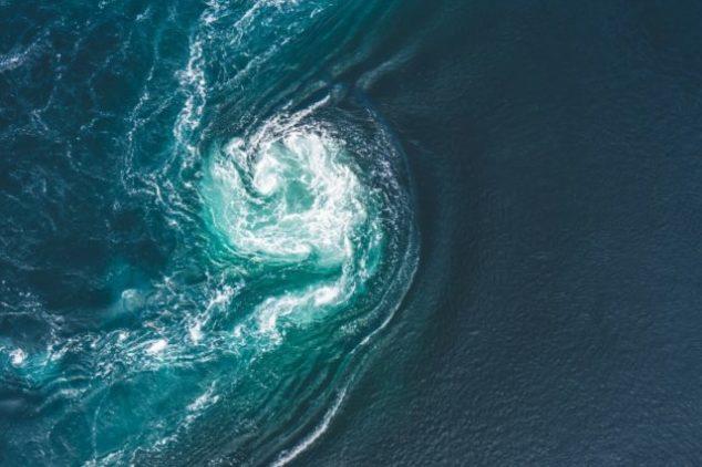 ライトジギング潮周り大潮画像