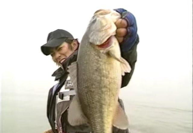 釣り好き有名人画像