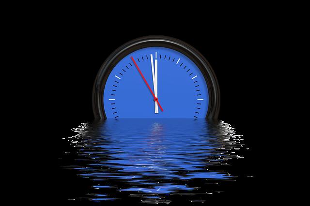 ルアーで釣れない打開策時間イメージ
