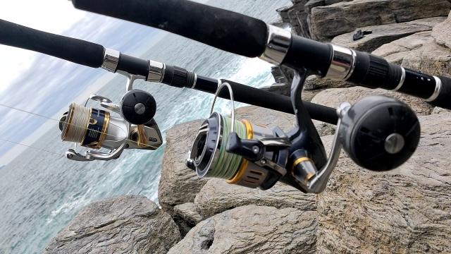 ジギング釣り方アクション