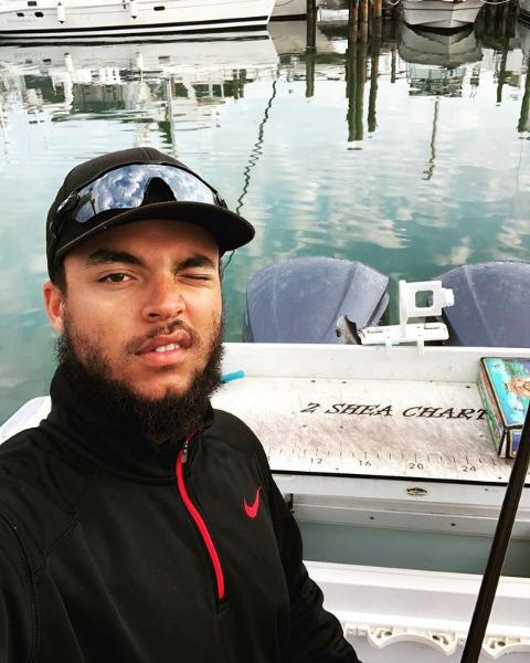 トム・クルーズの長男は釣りマニア
