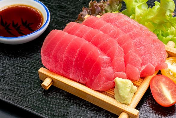マグロ刺身|刺身で食べて美味しい釣り魚