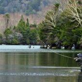 湖や川で釣り解禁!奥日光の湯ノ湖と湯川のマス釣り