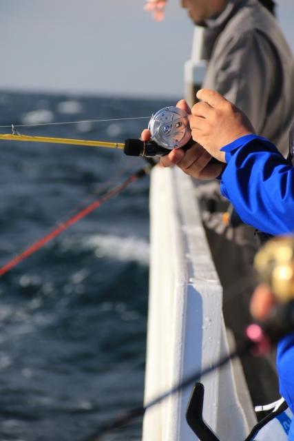 ヒラメ船釣り方