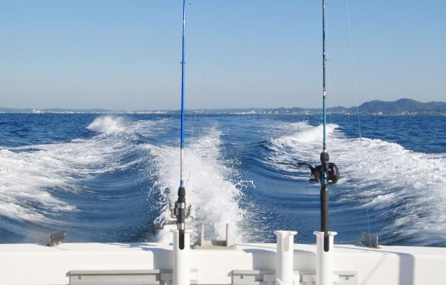 ヒラメ釣り船タックル