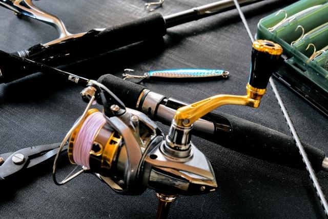 釣り初心者おすすめロッドとリール