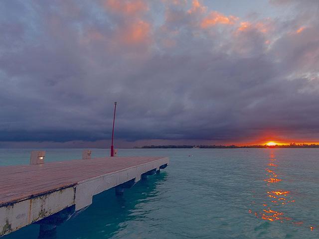 シーバス釣り・ポイント・堤防の先端
