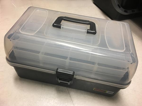 タックルボックス|シーバス釣り・道具