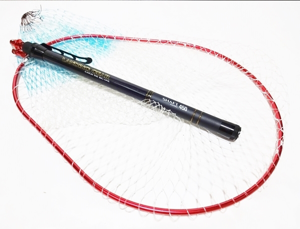 タモ網|シーバス釣り道具